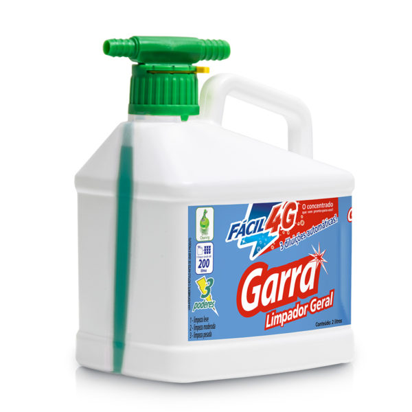 Garra Fácil 4G 2L
