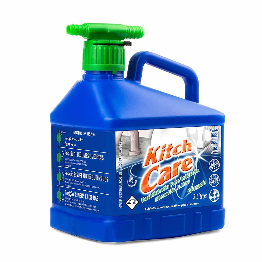 Kitch Care Desinfetante Clorado 2L