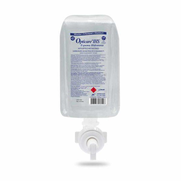 Opticare IHS Espuma Hidratante