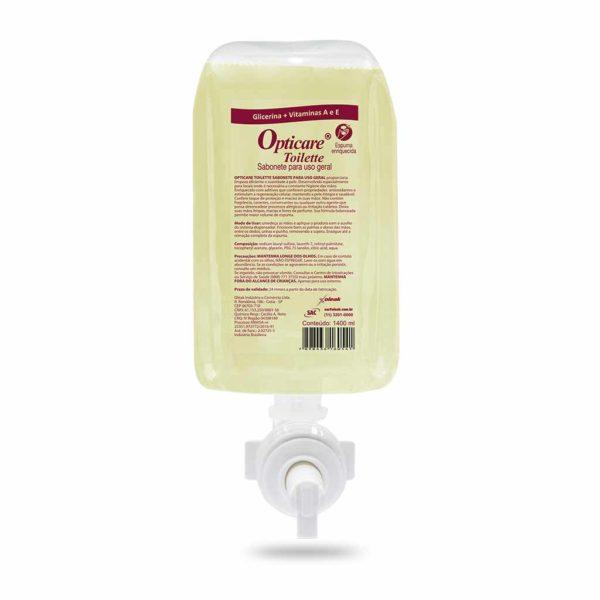 Opticare Toilette Sabonete para uso geral