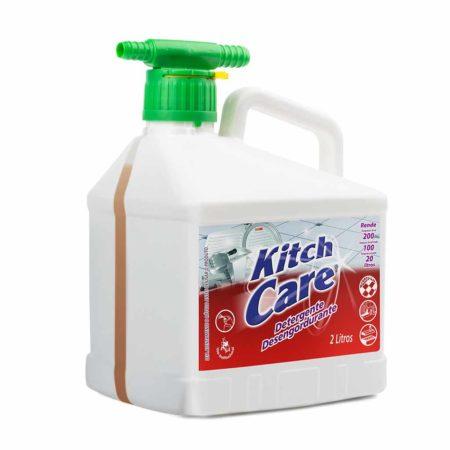 Kitch Care Detergente desengordurante