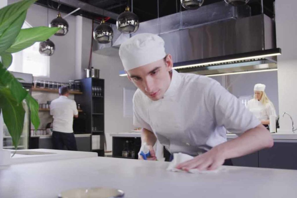 Programa food service Oleak
